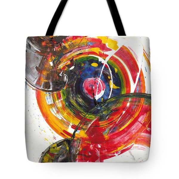 Red And Blue's Gold  837.120811 Tote Bag