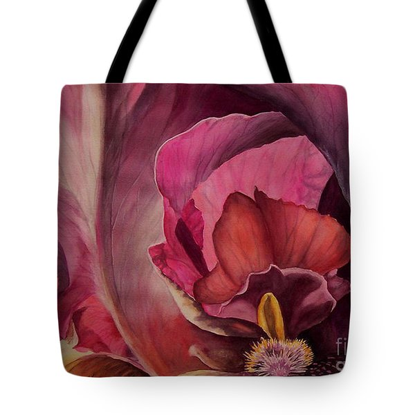 Red Explosion   Sold Tote Bag