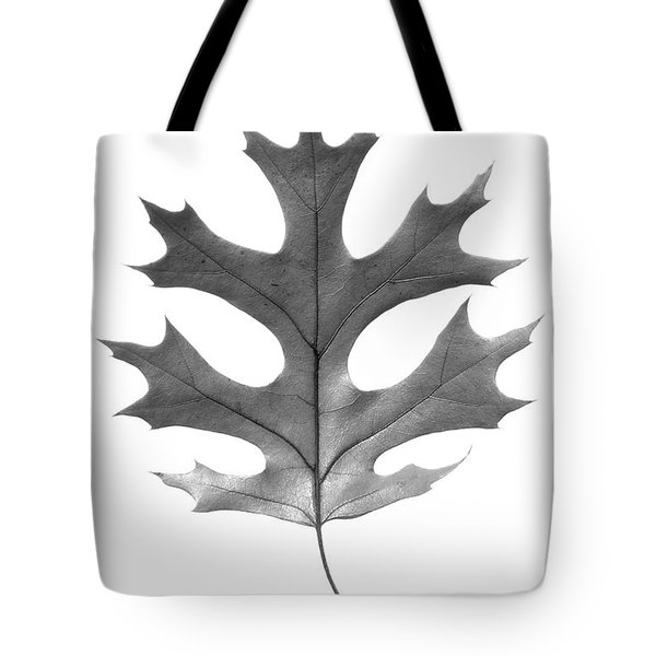 Red Oak Leaf Tote Bag