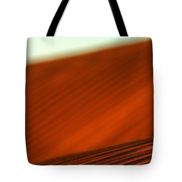 Red Ridge Tote Bag