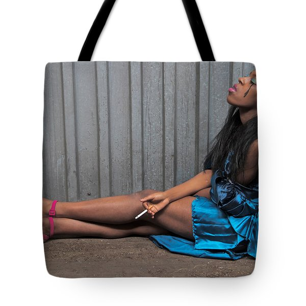 Tote Bag featuring the photograph Red Stilettos by Alice Gipson