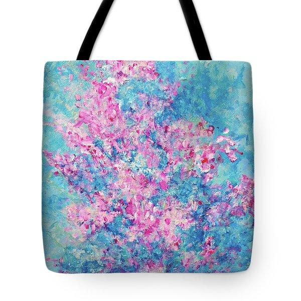 Redbud Special Tote Bag