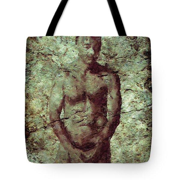 Redemption Tote Bag by Kurt Van Wagner