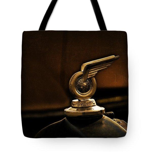 Redwing Mascot Tote Bag by Douglas Pittman