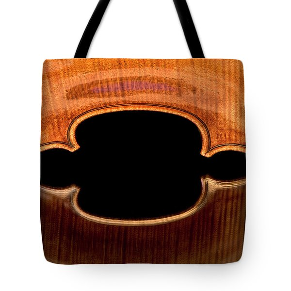 Reflected Corners Tote Bag