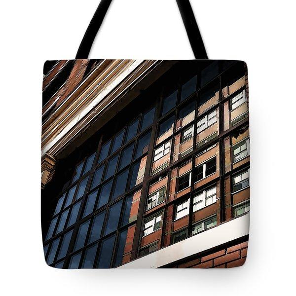 Reflection 1409 Tote Bag
