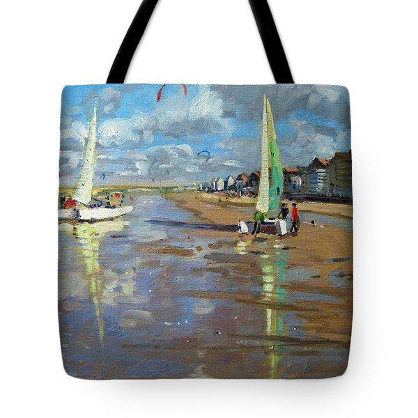 Reflection Tote Bag by Andrew Macara
