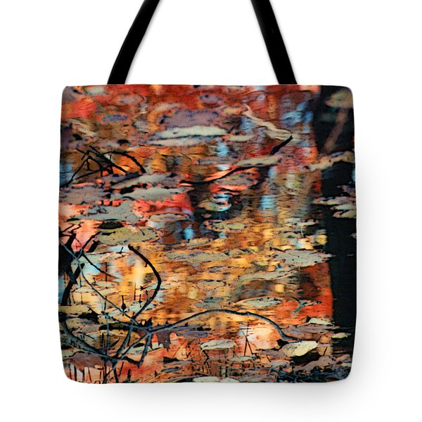 Reflection Tote Bag by Barbara Middleton
