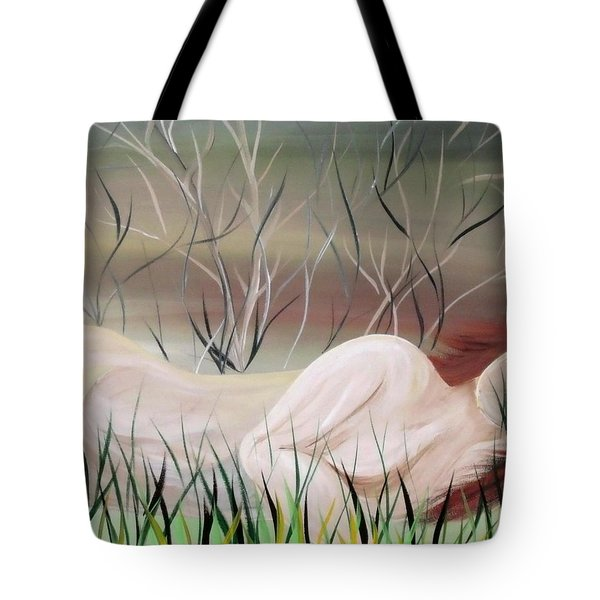 Reflections Tote Bag by Mark Moore