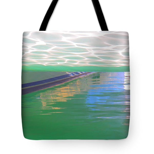 Reflections Tote Bag by Nareeta Martin