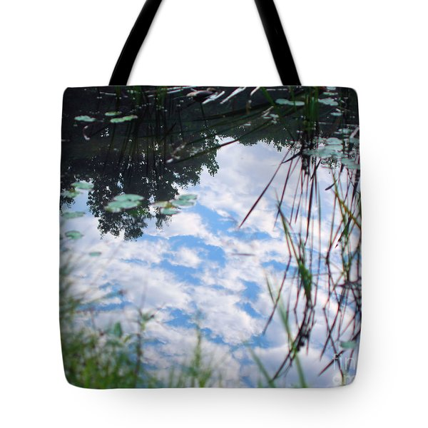 Reflections Of The Sky Tote Bag