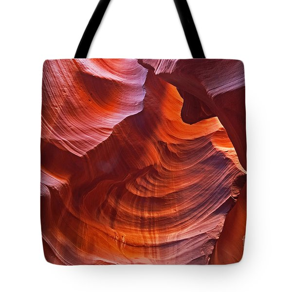 Tote Bag featuring the photograph Reflections On The Rock by Bob and Nancy Kendrick