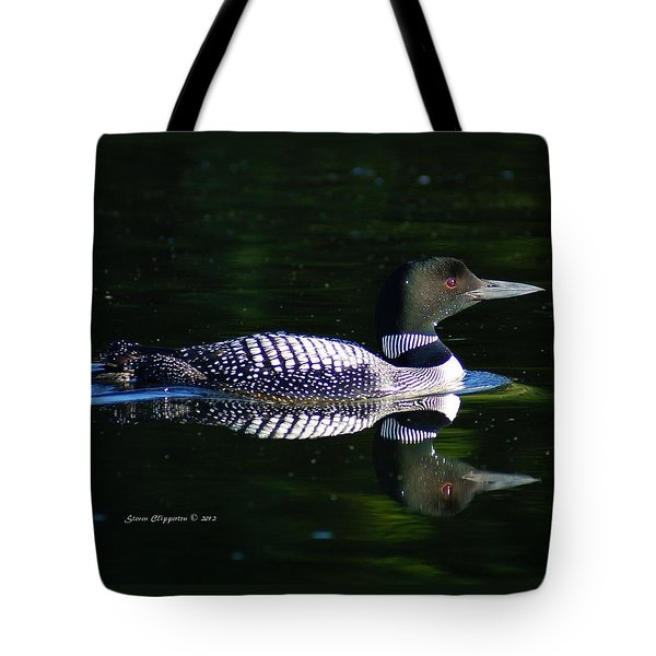 Reflections Tote Bag by Steven Clipperton