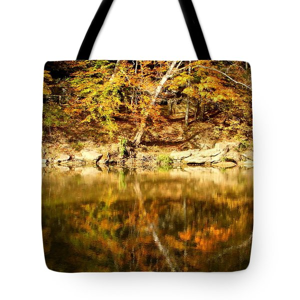 Reflex Tote Bag by Ed Smith