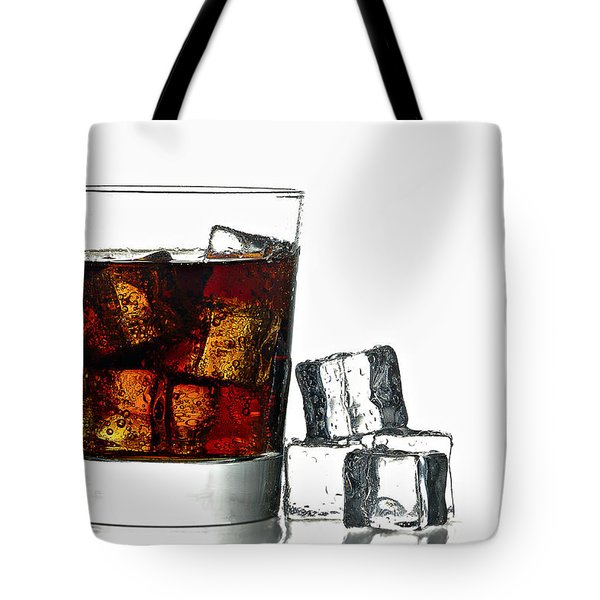 Refreshment Tote Bag by Gert Lavsen