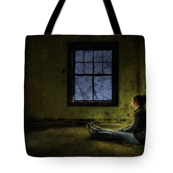 Release Me Tote Bag by Evelina Kremsdorf