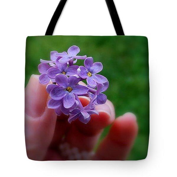 Tote Bag featuring the photograph Make A Wish by Marija Djedovic