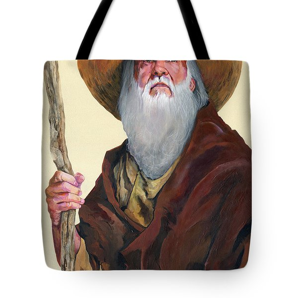 Remembering When Tote Bag by J W Baker