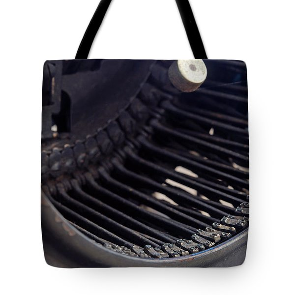 Tote Bag featuring the photograph Remington 11 Detail by Kay Lovingood