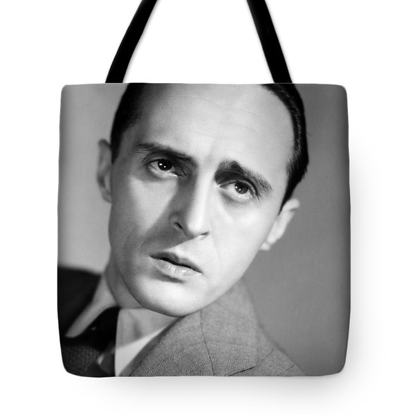 Rene Clair (1898-1981) Tote Bag by Granger