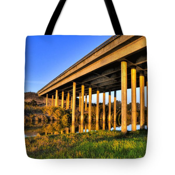Tote Bag featuring the photograph Repetition by Marta Cavazos-Hernandez