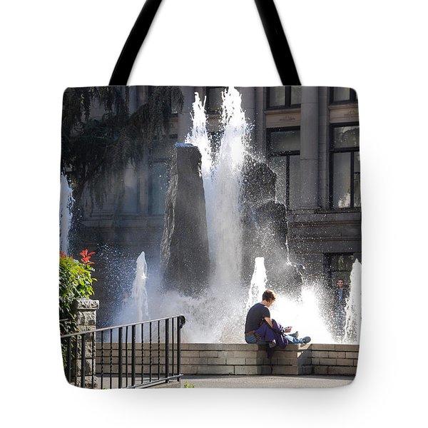 Respite Tote Bag
