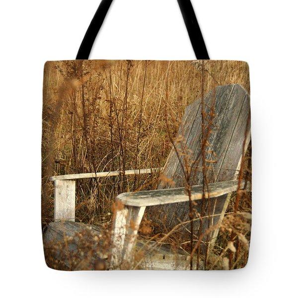 Restfull Tote Bag