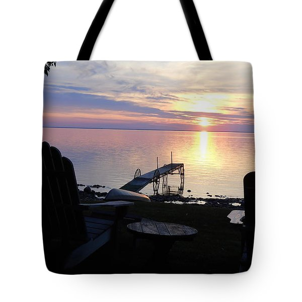 Resting Companions Tote Bag