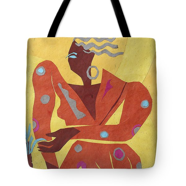 Dancer At Rest #2 Tote Bag