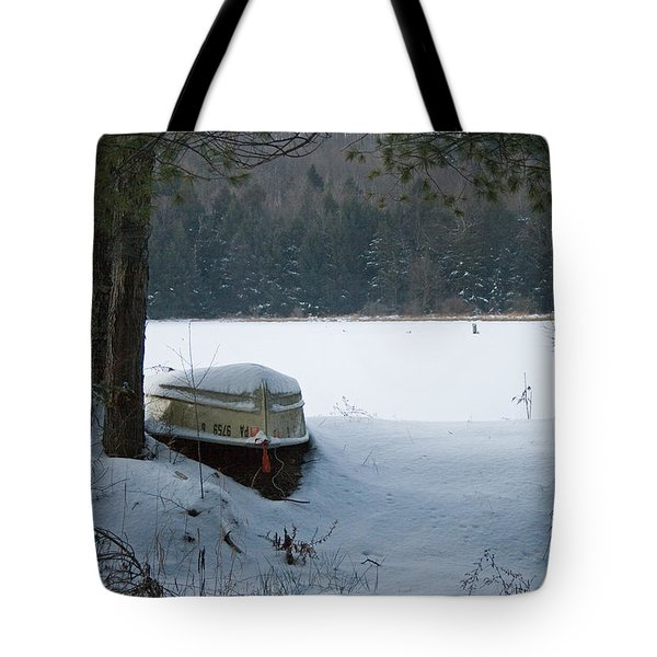 Resting For The Season Tote Bag