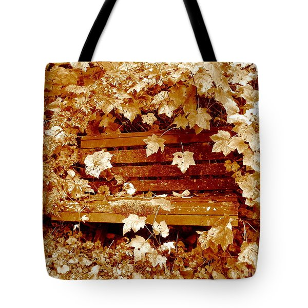 Resting Too Tote Bag by Kathy Bassett