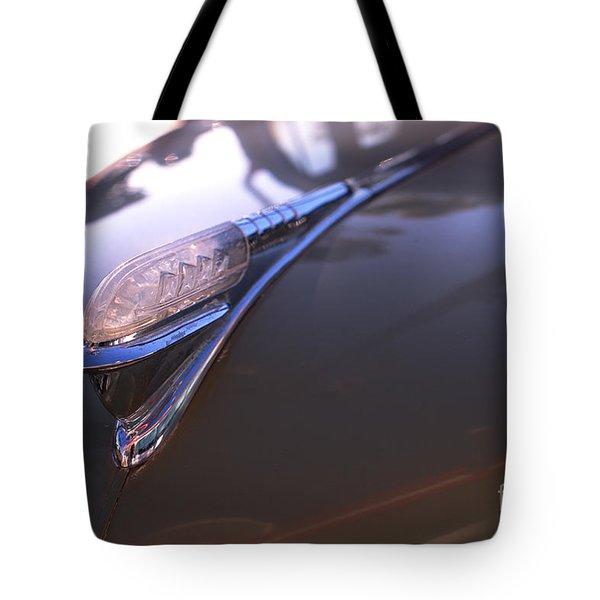 Tote Bag featuring the photograph Restored by Clayton Bruster