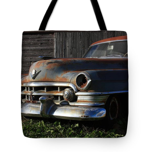 Retired Tote Bag by Lyle Hatch