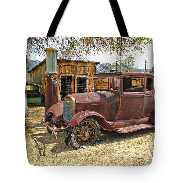 Retired Model T Tote Bag
