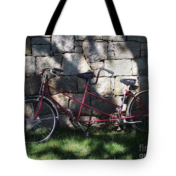 Retired  Ride Tote Bag