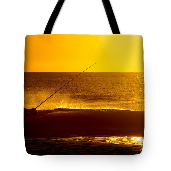 Tote Bag featuring the photograph Retirement Bliss by Jim Moore