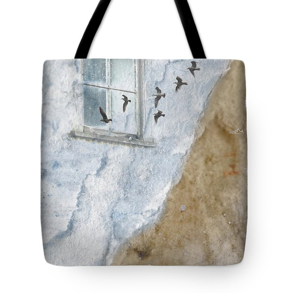 Return Flight Tote Bag