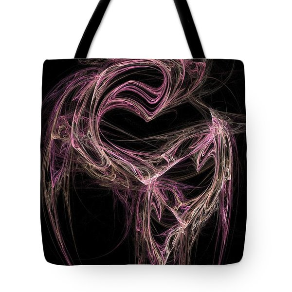 Return To Innocence Tote Bag