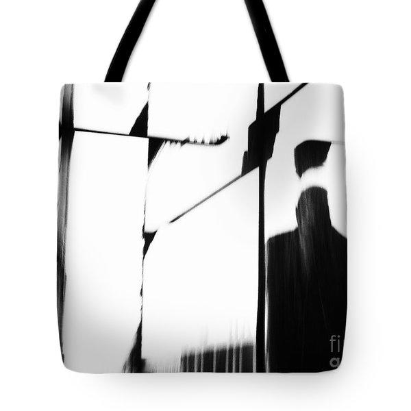 Revolving Doors Tote Bag