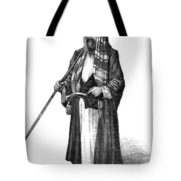 Richard Francis Burton Tote Bag by Granger