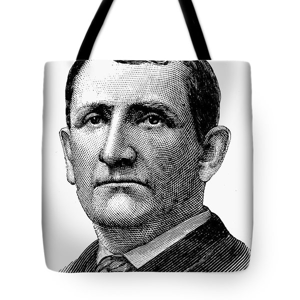 Richard Henry Pratt Tote Bag by Granger