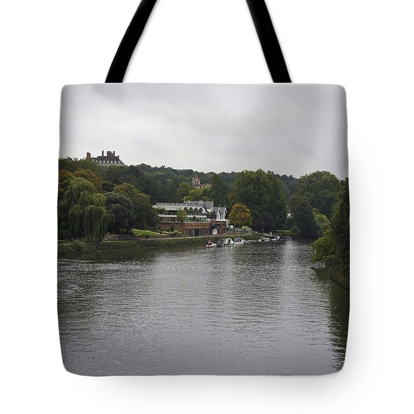 Tote Bag featuring the photograph Richmond Cruise by Maj Seda