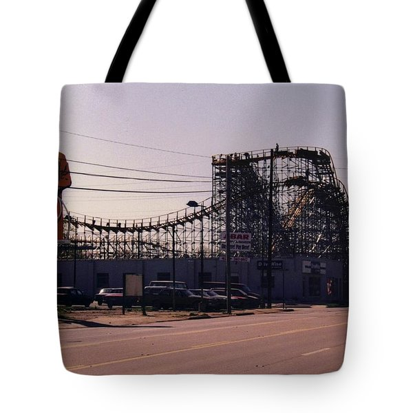 Tote Bag featuring the photograph Ride It Cowboy by Stacy C Bottoms