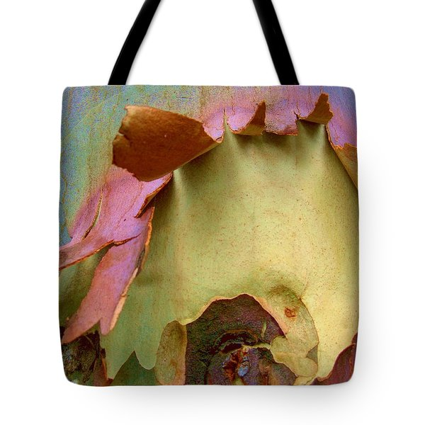 Ripped Apart Tote Bag by Robert Margetts