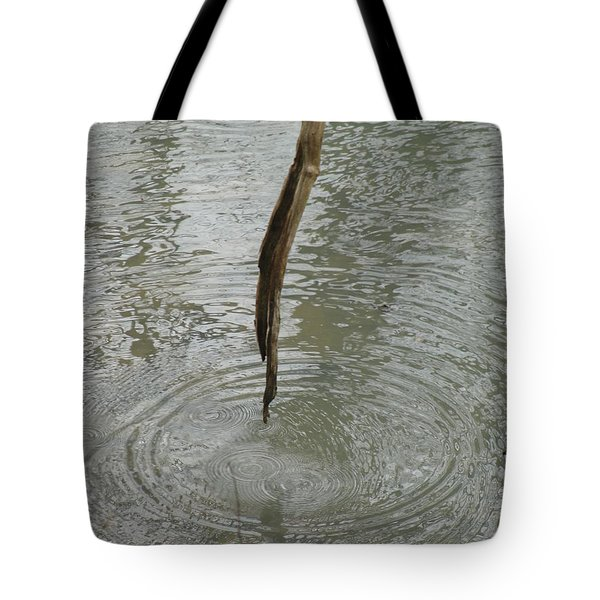 Tote Bag featuring the photograph Ripples by Tiffany Erdman