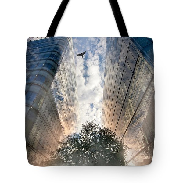 Rise Tote Bag by Richard Piper