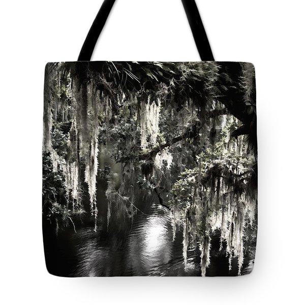 River Branch Tote Bag by Steven Sparks