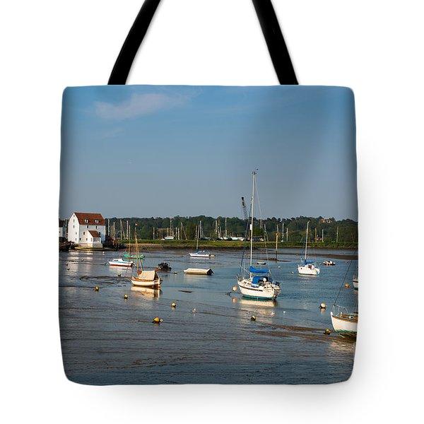 River Deben Estuary Tote Bag