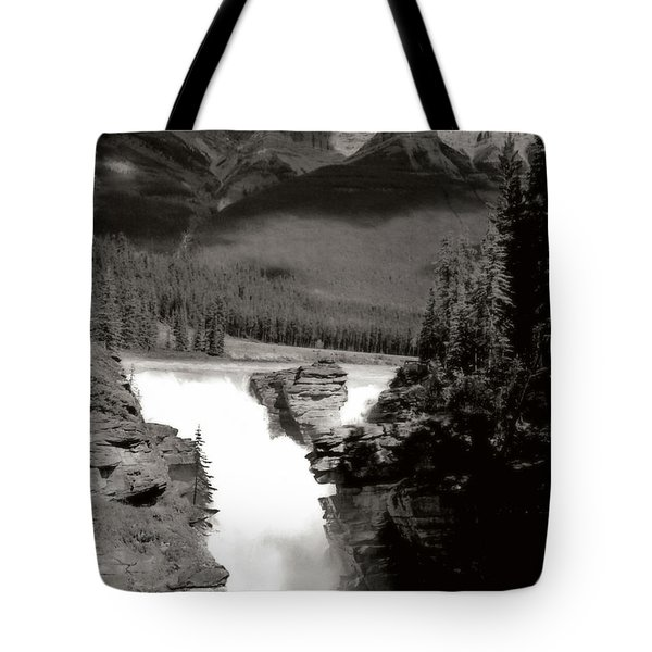 River Fall Part 1 Tote Bag by Marcin and Dawid Witukiewicz