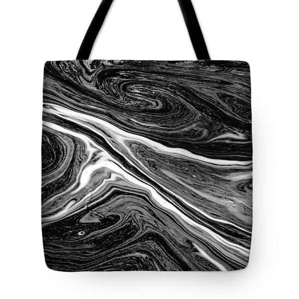 River Foam Tote Bag